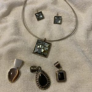 Pendants and more!